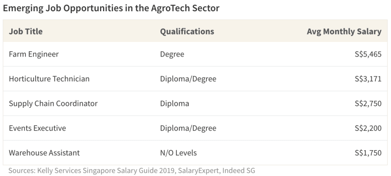 Emerging Job Opportunities in the AgroTech Sector