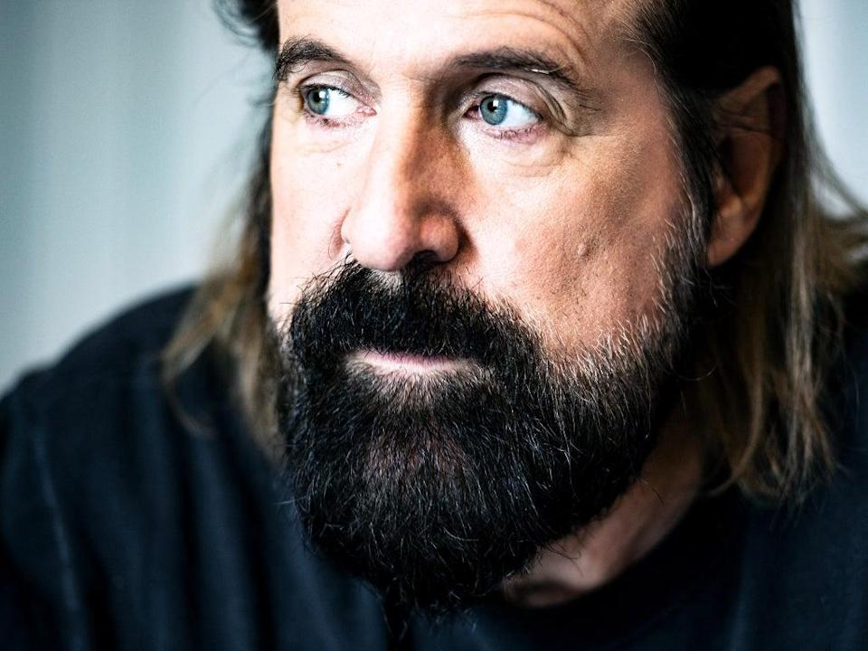 Peter Stormare: 'When I see myself on film, I only see a giant beak and jaw – I just see the ugly things' (IBL/Shutterstock)