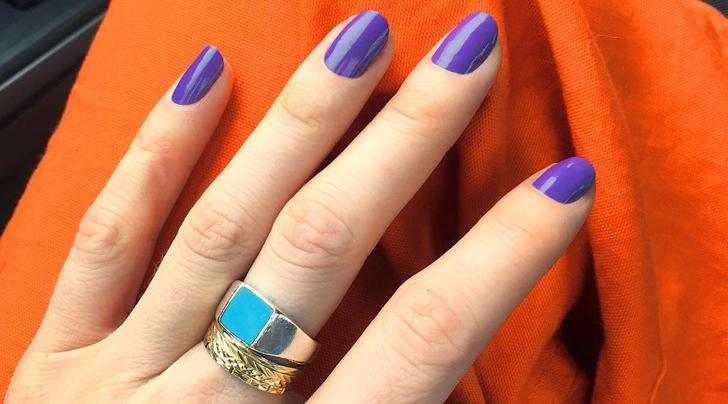 This Is Summer\'s Biggest Nail Polish Trend