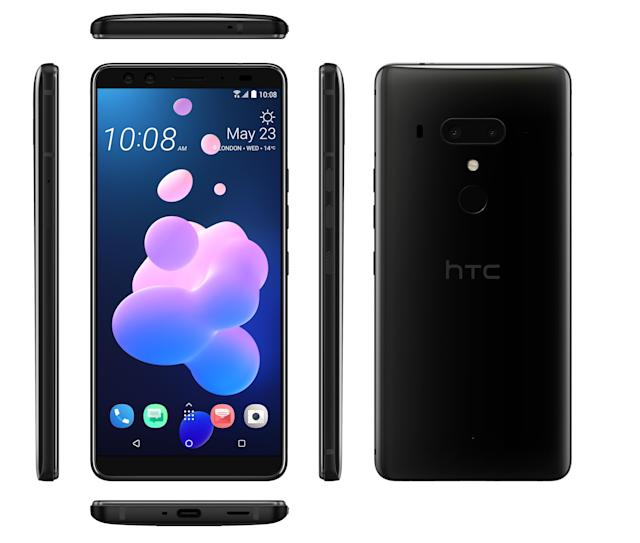 The HTC U12 Plus has a similar look to the U11 Plus, and that's not necessarily a bad thing.