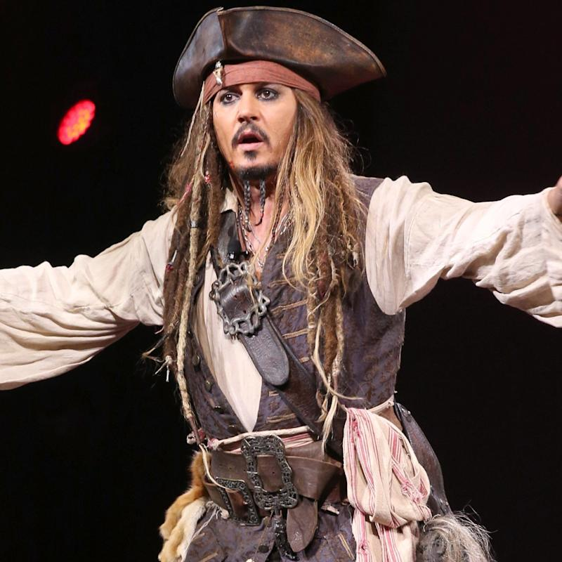 Johnny Depp Gives Pirates of the Caribbean Riders a Magical Surprise