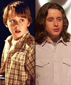 Rory Culkin, Then & Now Everett Collection/Dimension Films