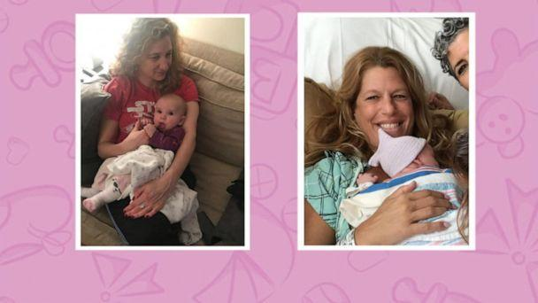 VIDEO: How 2 single women, determined to become mothers, ended up creating 3 families (ABCNews.com)