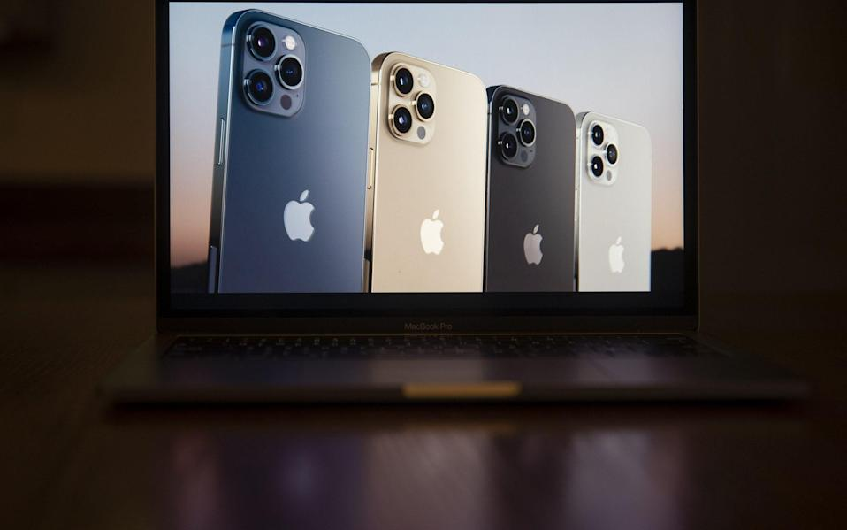 Apple's existing handsets have proven to be a huge hit to date - Bloomberg