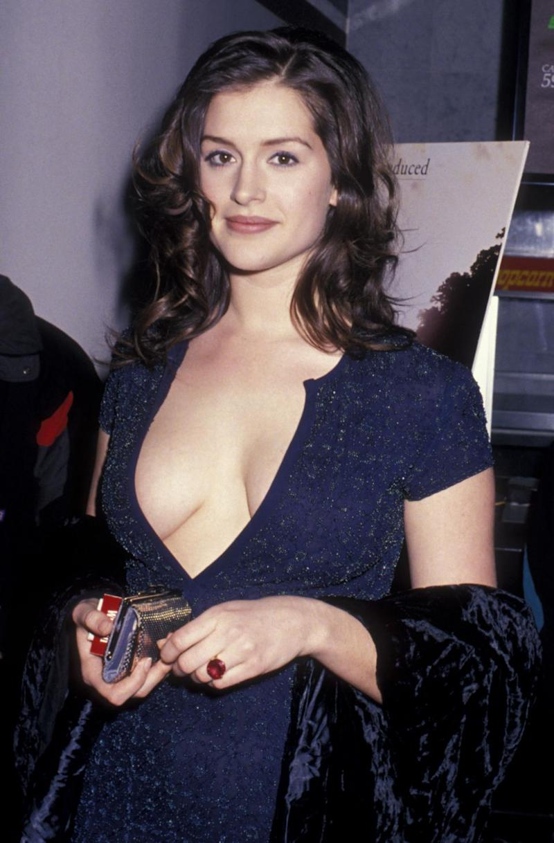 Formerly knowns as Kate Fischer, Tziporah was one of Australia's most popular models in the '90s. Photo: Getty