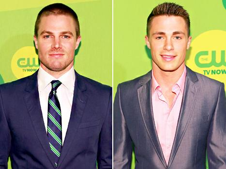 Stephen Amell and Colton Haynes Share Their Arrow Workout Secrets