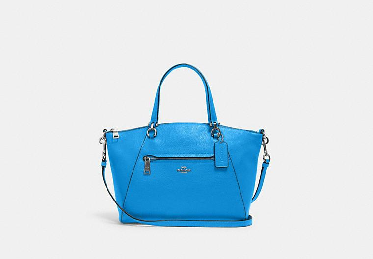 Save up to 70% on the Prairie Satchel. Image via Coach Outlet.