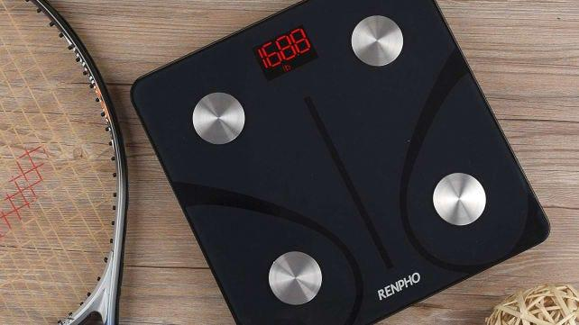 Best health and fitness gifts 2020: Renpho smart scale