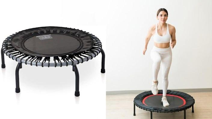 Trampoline is a fun sport that gets your heart racing.