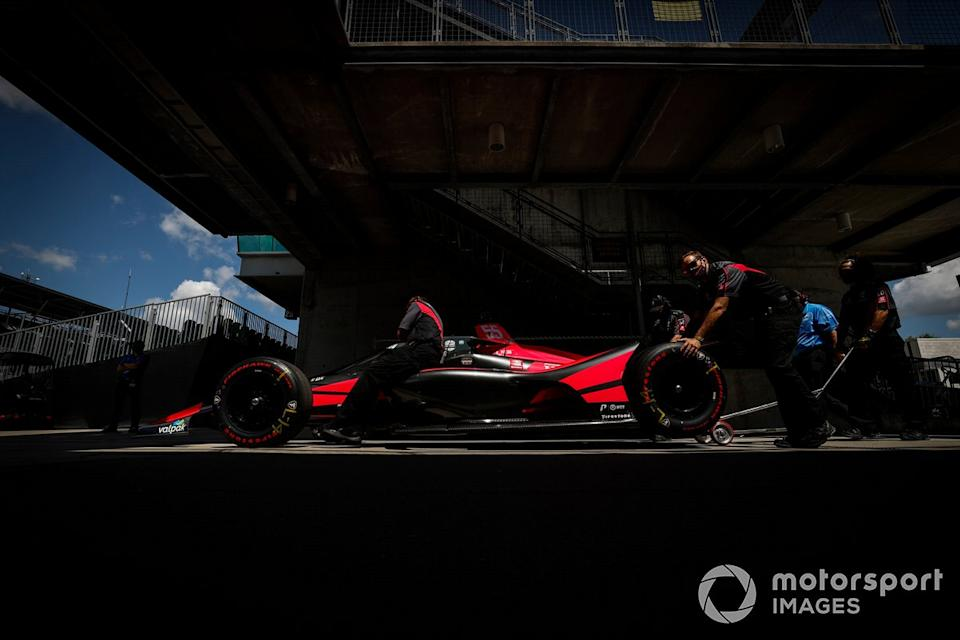 "Alex Palou, Dale Coyne Racing with Team Goh Honda<span class=""copyright"">Michael L. Levitt LAT Photo USA</span>"