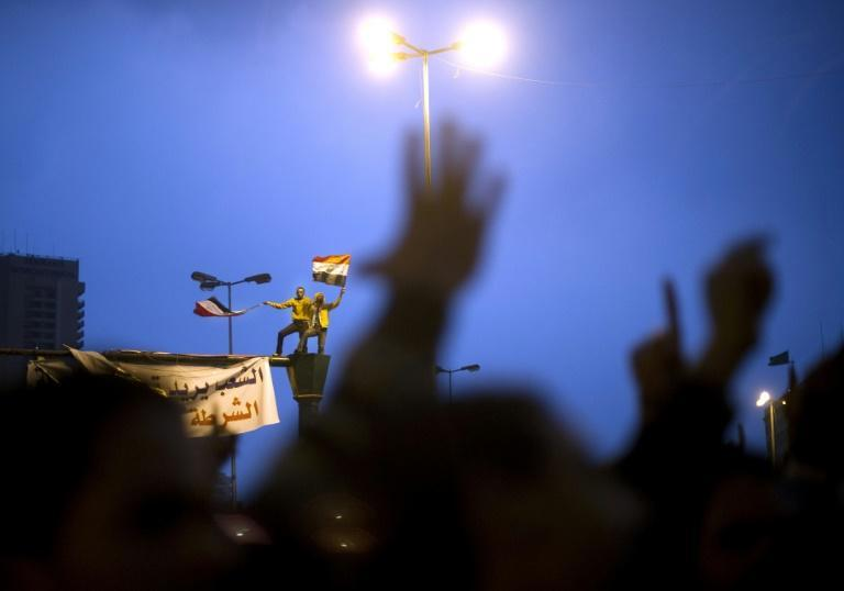 """Ten years ago, a chain of uprisings shook the Middle East and North Africa region, soon dubbed the """"Arab Spring"""""""