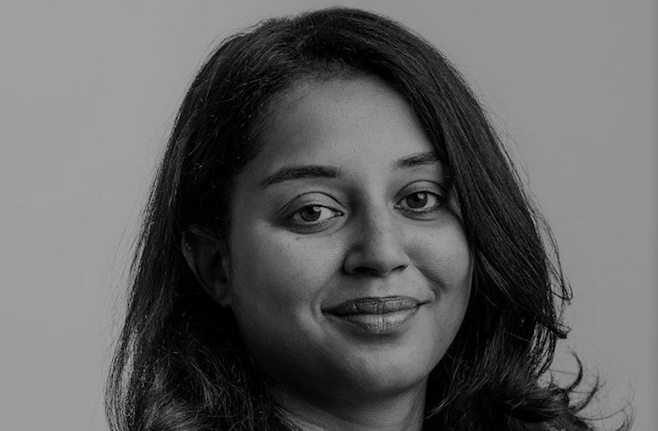 British Business Bank's Shanika Amarasekara