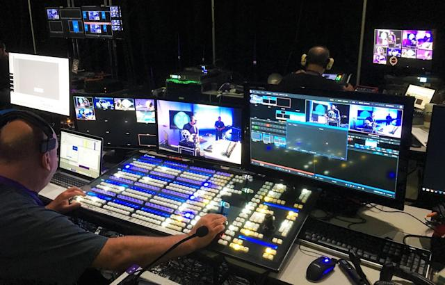 Twitch uses NewTek's technology for its own content streams. (Twitch)