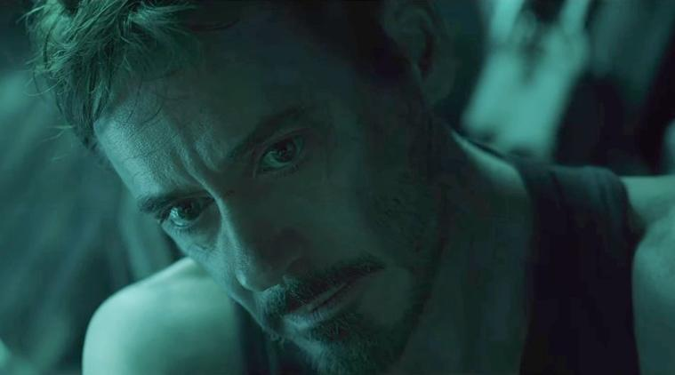 Robert Downey Jr as Iron Man in Avengers: Endgame (Credit: Disney/Marvel)