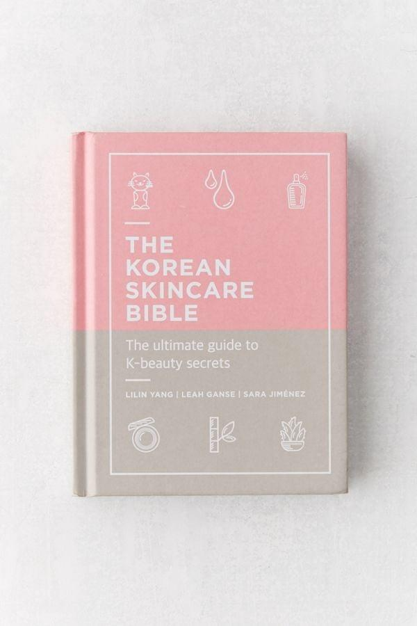 "<p>The skincare-lovers in your life will be so happy to receive <a href=""https://www.popsugar.com/buy/Korean-Skincare-Bible-506784?p_name=The%20Korean%20Skincare%20Bible&retailer=urbanoutfitters.com&pid=506784&price=13&evar1=savvy%3Aus&evar9=45435263&evar98=https%3A%2F%2Fwww.popsugar.com%2Fhome%2Fphoto-gallery%2F45435263%2Fimage%2F46805969%2FKorean-Skincare-Bible&list1=shopping%2Cgifts%2Choliday%2Cstocking%20stuffers%2Cgift%20guide%2Cgifts%20under%20%2425%2Cwhite%20elephant%20gifts&prop13=api&pdata=1"" rel=""nofollow"" data-shoppable-link=""1"" target=""_blank"" class=""ga-track"" data-ga-category=""Related"" data-ga-label=""https://www.urbanoutfitters.com/shop/the-korean-skincare-bible-the-ultimate-guide-to-k-beauty-secrets-by-lilin-yang-leah-ganse-sara-jimenez?category=new-music-tech&amp;color=000&amp;type=REGULAR"" data-ga-action=""In-Line Links"">The Korean Skincare Bible</a> ($13), and if they don't have a routine, let this book change that!</p>"