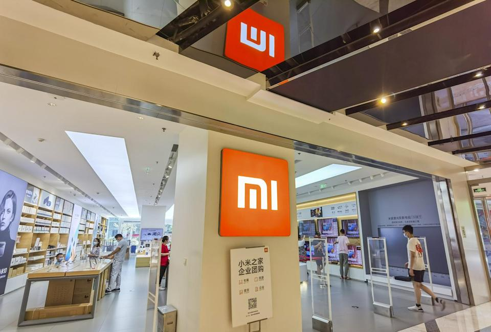 A Xiaomi store in Shanghai, China, on August 18, 2020 in Shanghai, China. Photo: Getty Images