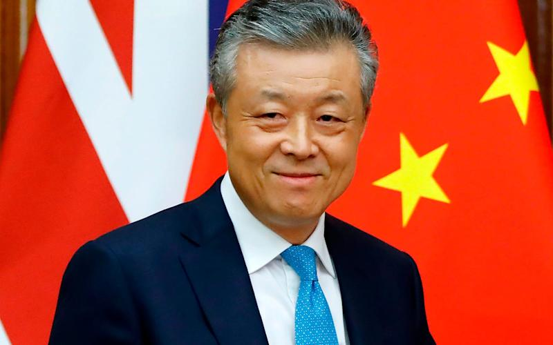 "On Monday night, the Chinese ambassador, Liu Xiaoming warned there will be ""consequences"" if the UK pulls the plug on Huawei as ministers consider bringing forward the deadline to remove all traces of the company from the 5G network. - AFP"