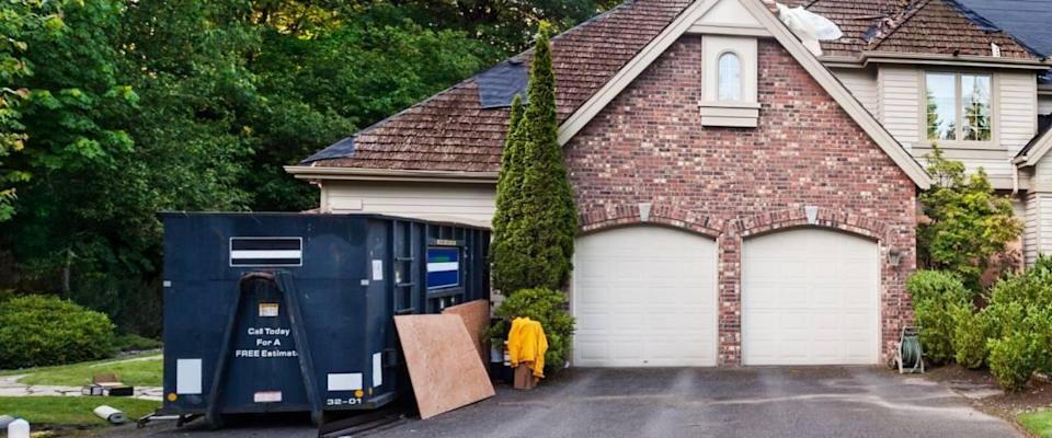<cite>Jo Ann Snover / Shutterstock</cite> <br>What's that dumpster doing in the photo?