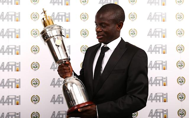 <span>N'Golo Kante has proved to be a bargain buy</span>