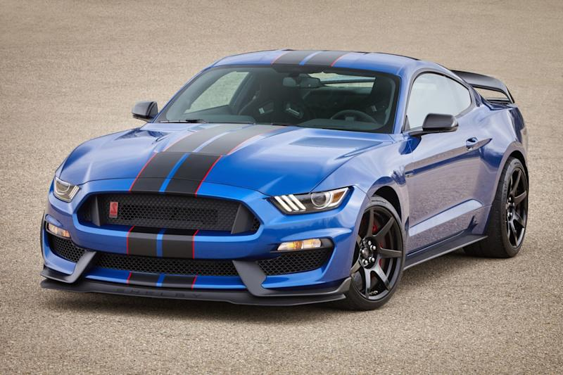 Ford Shelby Gt News Specs Performance Rumors R Mustang