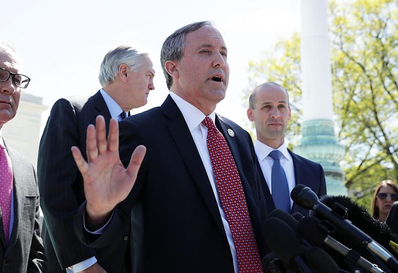 Texas AG expects abortion ban will reach Supreme Court