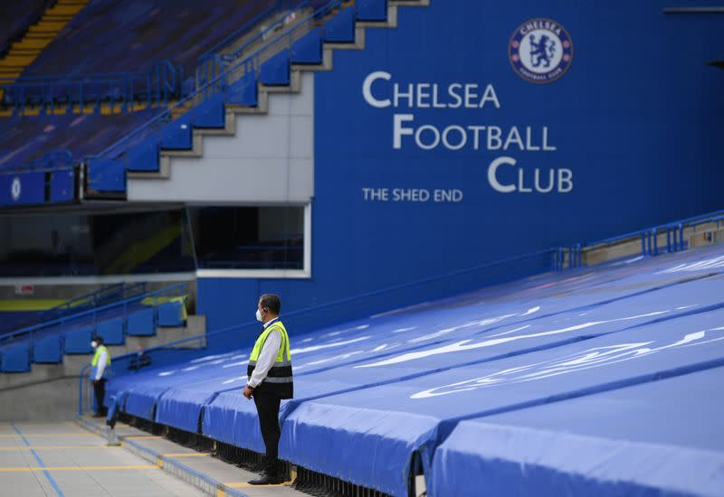 Several Chelsea players test positive for COVID-19: reports
