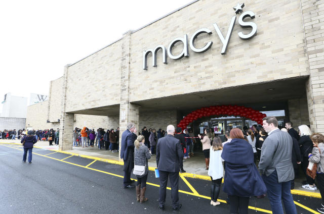Macy's earnings will be a highlight in the week ahead as fourth quarter results from the retail sector are a focus for investors. (Stuart Ramson/AP Images for Macy's)