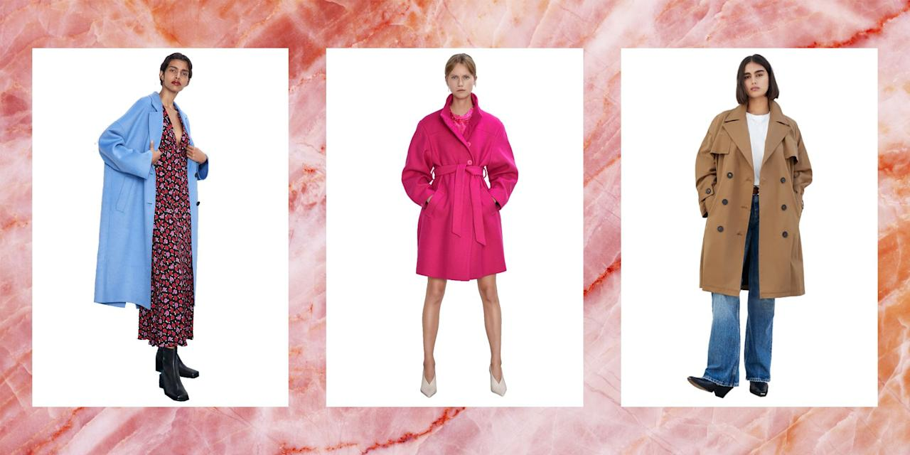 <p>Zara winter coats are a high street fashion institution, never failing to add style and (most importantly) warmth to your winter wardrobe. With that in mind, we've rounded up the 21 best Zara coats that will go with any outfit, and topping that they'll actually motivate you to leave the house on that -10ºc Monday morning commute. </p>