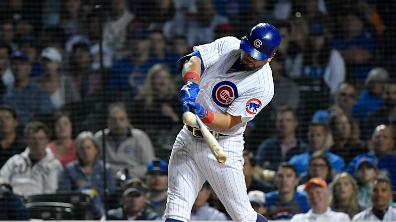 Cubs top Reds for fifth straight win