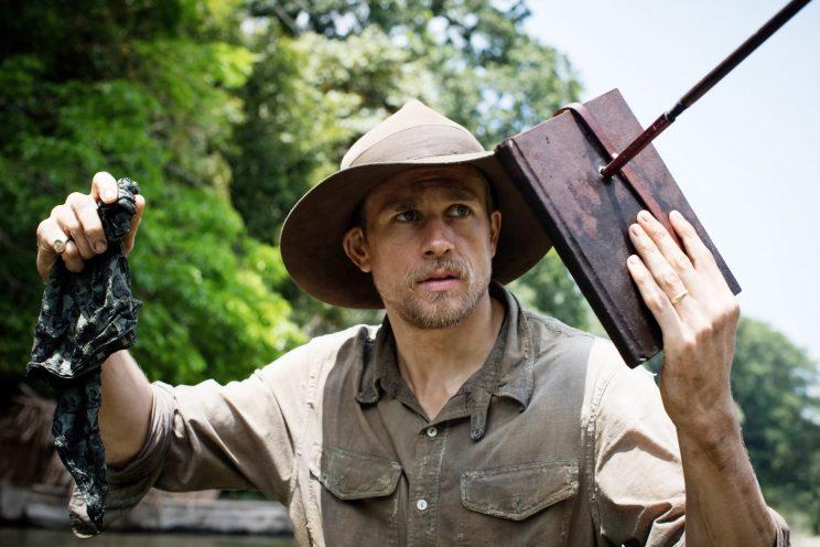 Charlie Hunnam as Percy Fawcett in 'The Lost City of Z' (Photo: Plan B Entertainment)