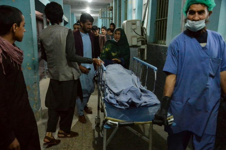 'I don't know why the militants target such innocent girls,' said the cousin of one of three female media workers killed in Afghanistan on Tuesday