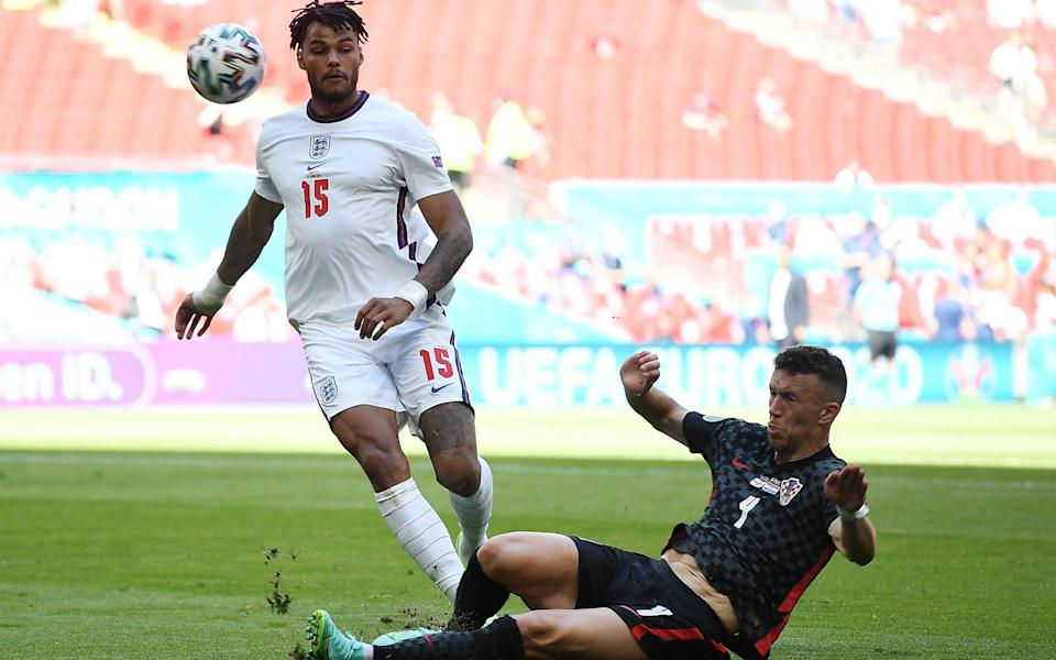 Tyrone Mings ends England's defence debate – barking orders, dark arts, no twisting and turning - SHUTTERSTOCK