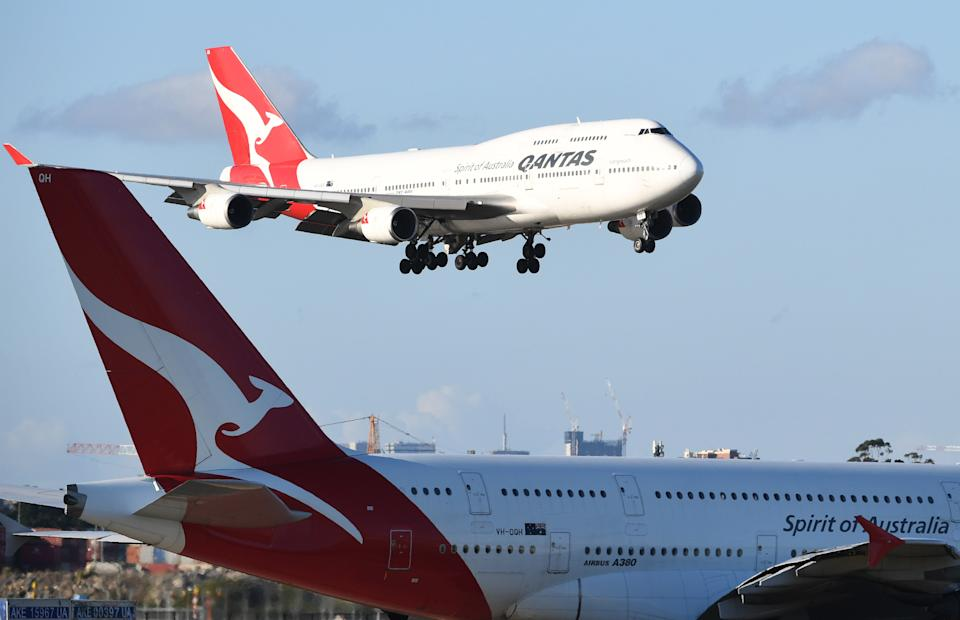 Australians defying the travel ban and flying both directly and indirectly from India could be fined or imprisoned. Source: Getty Images