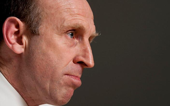 "Labour MP John Healey urged a minister to approve Greensill's Covid loan ""without delay""  - Andrew Crowley"