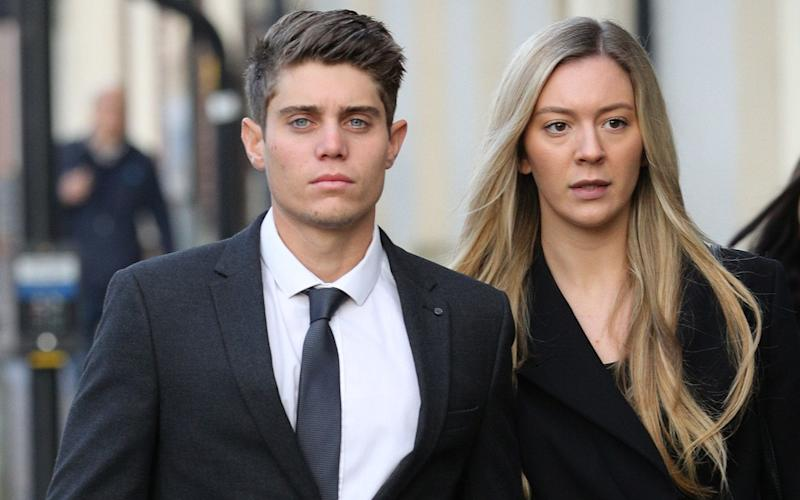 Cricketer Alex Hepburn faces potential retrial after jury fails to reach verdict in rape case - PA