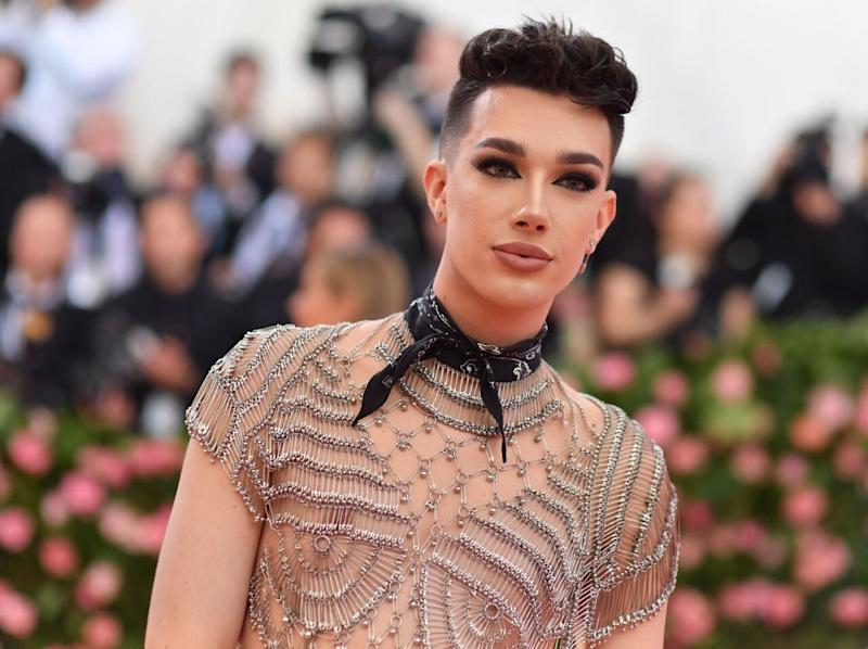 Just one week before the feud came to the surface, James was at the top of his game and attended the MET Gala. Photo: Getty Images