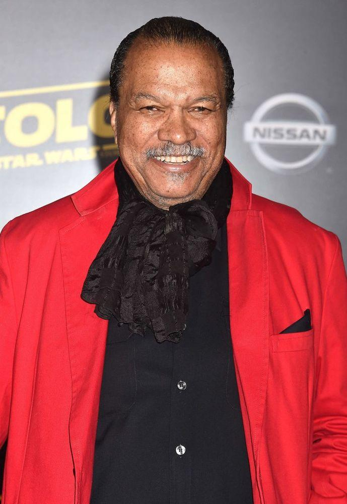 Billy Dee Williams | John Milne/Silverhub/REX/Shutterstock