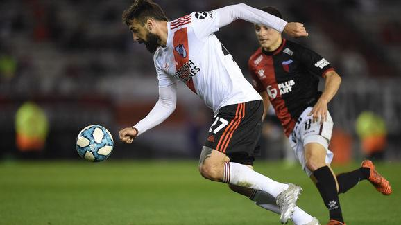 River Plate v Colón - Superliga 2019/20