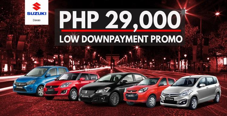 Hot Christmas Deal From Suzuki Low Down Payment On Alto 800