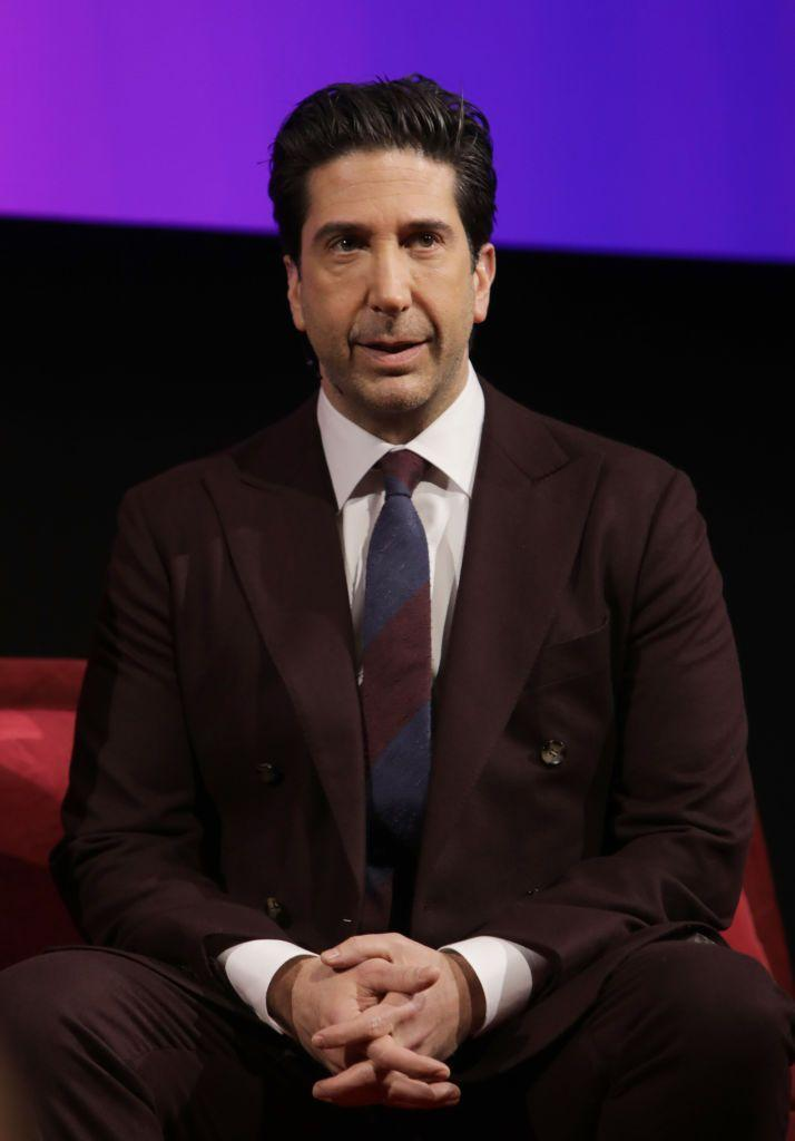 <p><strong>After Friends:</strong></p><p>Schwimmer has continued acting and has also directed since leaving Friends. He voiced the giraffe Melman in the Madagascar movies, played Kim, Khloé and Kourntey's father Robert Kardashian in American Crime Story: The People vs OJ Simpson, and directed Simon Pegg in British comedy Run Fatboy Run.</p>