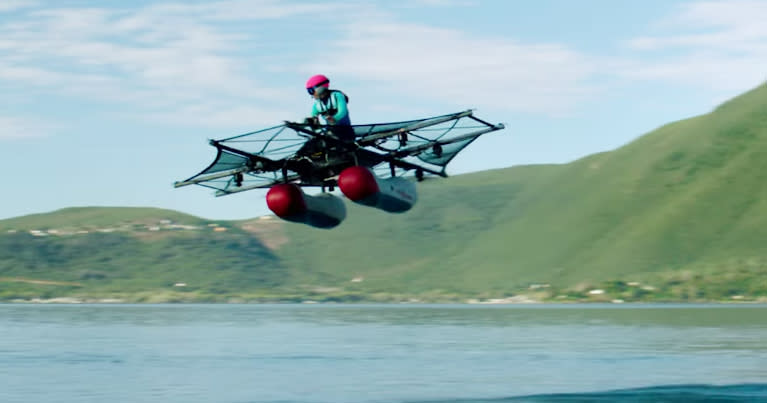For $100 You Can Get First Dibs on Larry Page's Flying Car