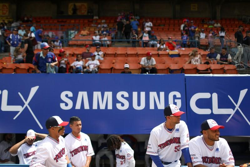 Venezuelan baseball's bid to save sanctions-shortened season hits snag