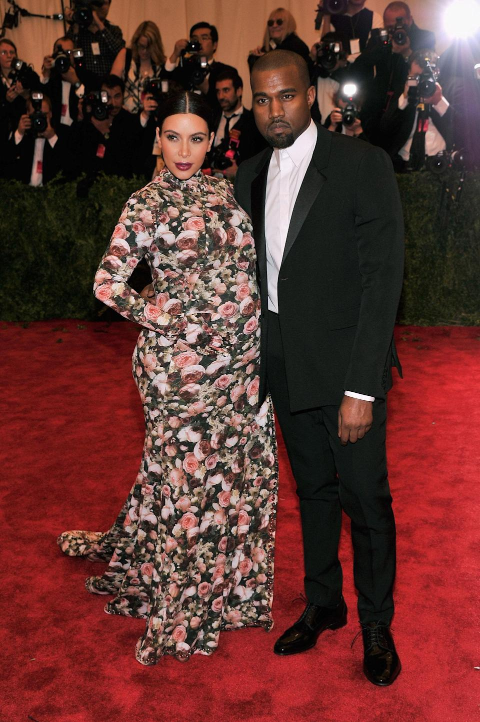 """<h1 class=""""title"""">Kim Kardashian in Givenchy, 2013</h1><cite class=""""credit"""">Photo: Getty Images</cite>"""