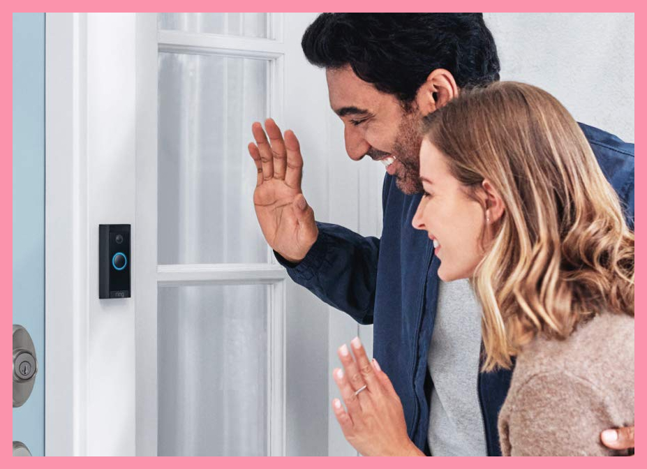 Early Prime Day deal: Score the new Ring Video Doorbell (wired) and Echo Dot (third generation) bundle for its all-time lowest price ever! (Photo: Amazon)