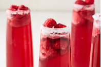 """<p>How gorgeous are these?</p><p>Get the recipe from <a href=""""https://www.delish.com/cooking/recipe-ideas/a19640955/raspberry-mimosas-recipe/"""" rel=""""nofollow noopener"""" target=""""_blank"""" data-ylk=""""slk:Delish"""" class=""""link rapid-noclick-resp"""">Delish</a>.</p>"""