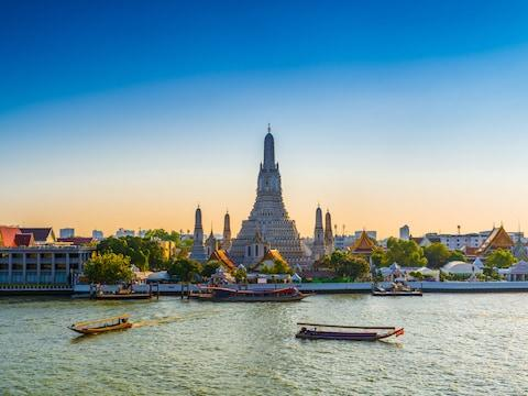 Wat Arun - Credit: GETTY