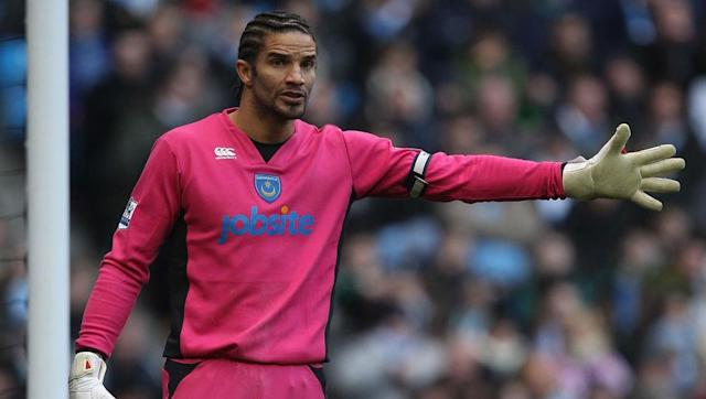 <p><strong>Number of penalties saved: 6</strong></p> <br><p>Fourth on the all-time Premier League appearance charts, David James was number one for Liverpool, Aston Villa, West Ham, Manchester City and Portsmouth, while also establishing himself as first choice for the England national team.</p> <br><p>With his giant frame, it's not surprising that James makes the top 10 with six penalty saves, although having 572 times in the top tier of English football, you might expect him to have stopped more. </p>