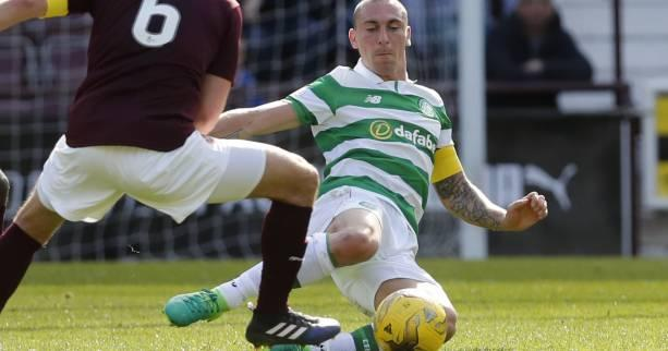 Foot - ECO - Celtic : Scott Brown jouera le Old Firm malgré son carton rouge