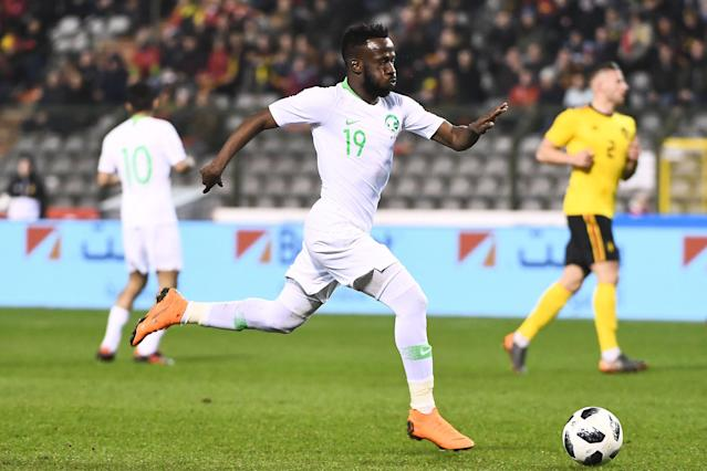 <p>Age: 23<br>Caps: 42<br>Position: Forward<br>One of Asia's leading talents, Al-Muwallad spent the past six months on loan at Levante in La Liga, but only made two substitute appearances. </p>