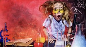Science collection of Ace and Riley toys for girls. Founded by Amy Tanner.